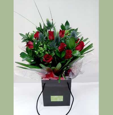 Occasion Florists in Bolton Bubble bags from £22.00