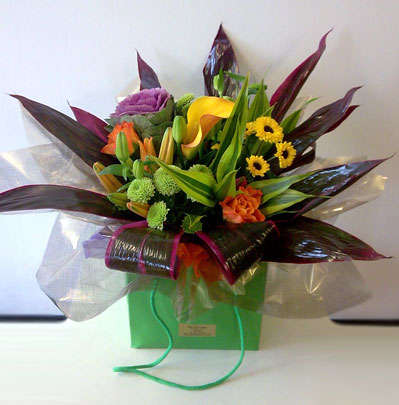Bolton Occasion Flowers Bubble bags from £22.00