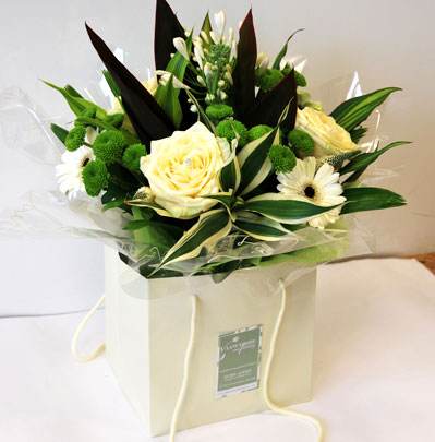 Birthday Flowers Bolton Bubble bags from £22.00
