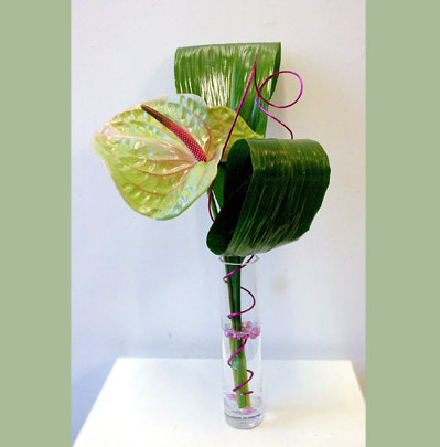Valentines Day Flower Bud vases from £12.00