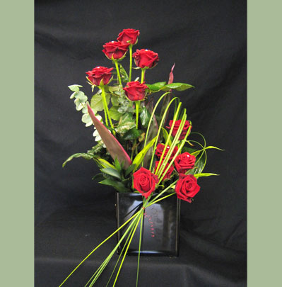 Occasion Florists in Bolton Vase arrangements from £18.00