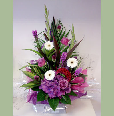 50th Birthday Bolton Flowers Vase arrangements from £18.00