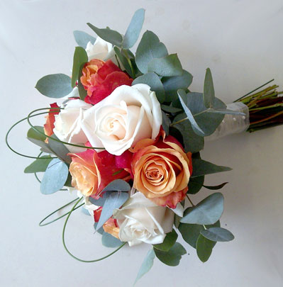 Wedding Flowers Bolton, Posy Bouquet