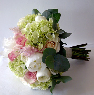 Wedding Florists Bolton, Posy Bouquet